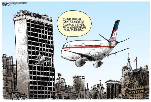 Conservative political cartoons are HILARIOUS   The City That Breeds