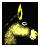 gold donkey
