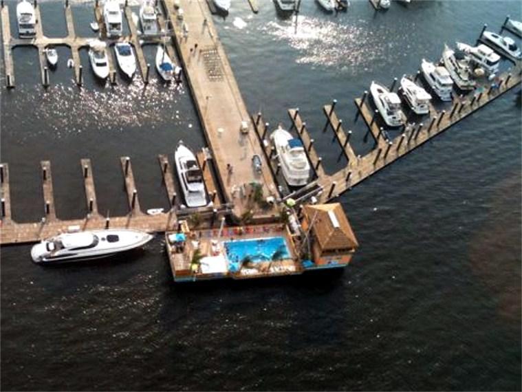 Tabrizi's (Tiki Barge) liquor license suspended for 30 days