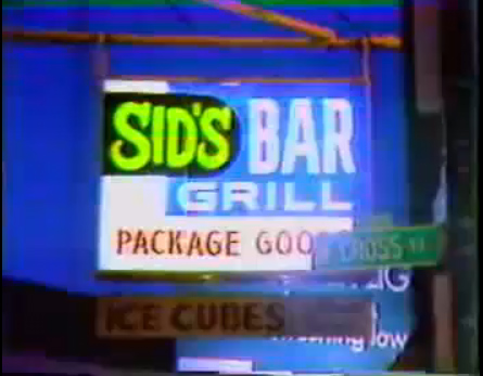 A night at Sid's of Pigtown