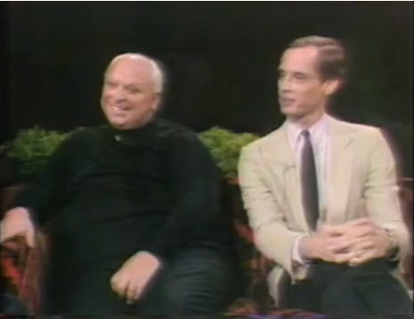 Divine and John Waters on Tom Snyder