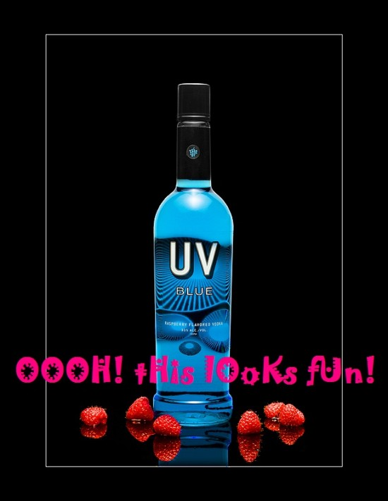 Can You Drink Uv Blue Straight