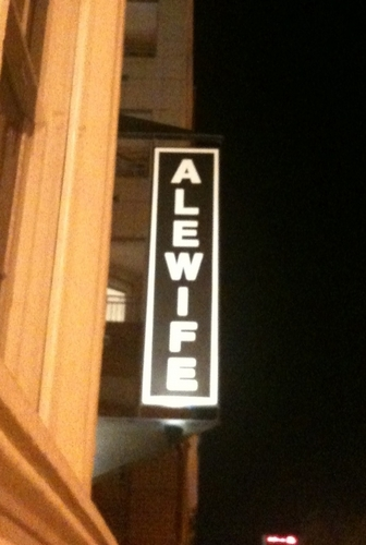 Alewife adds some (more) high end items to dinner menu