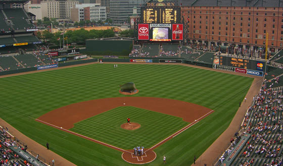 "For 2012 season, Baltimore Orioles implement ""Nuclear Option"""
