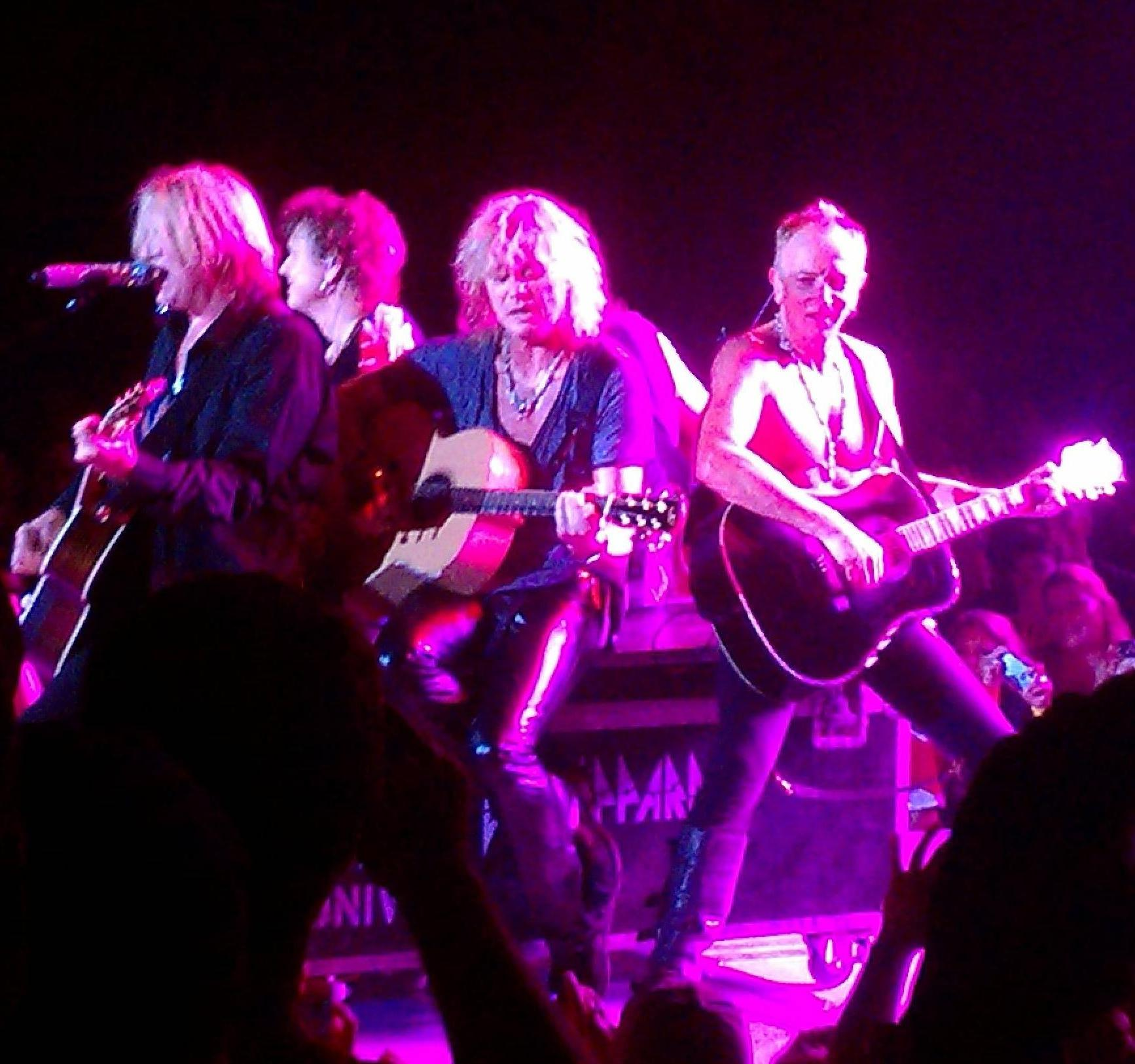 Holy Shit That's Awesome: Poison and Def Leppard at Merriweather