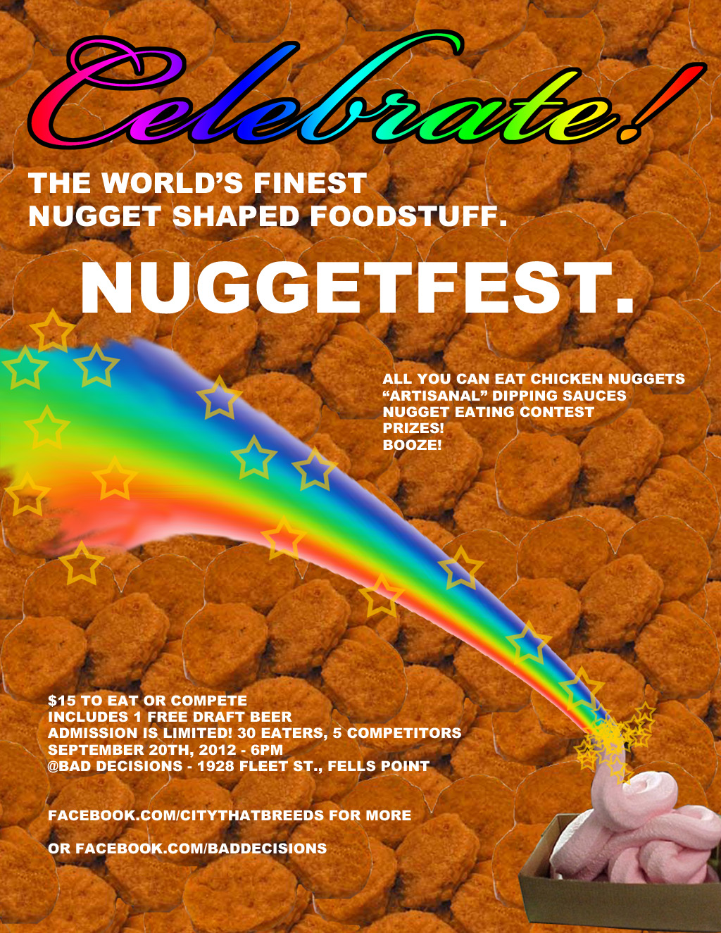 Nuggetfest: A celebration of Nuggets.