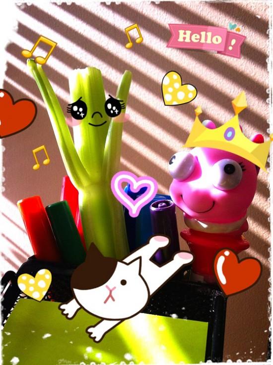 celery man love