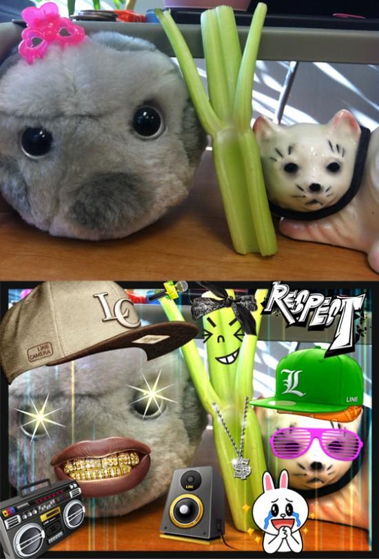 celery man posse