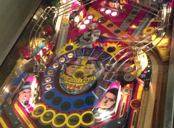 Get to the National Pinball Museum while the gettin's good