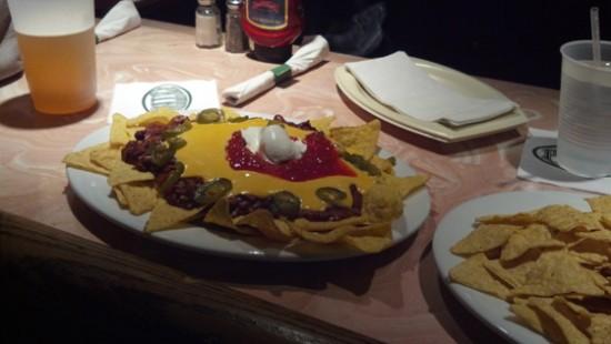 peter's pour house nachos
