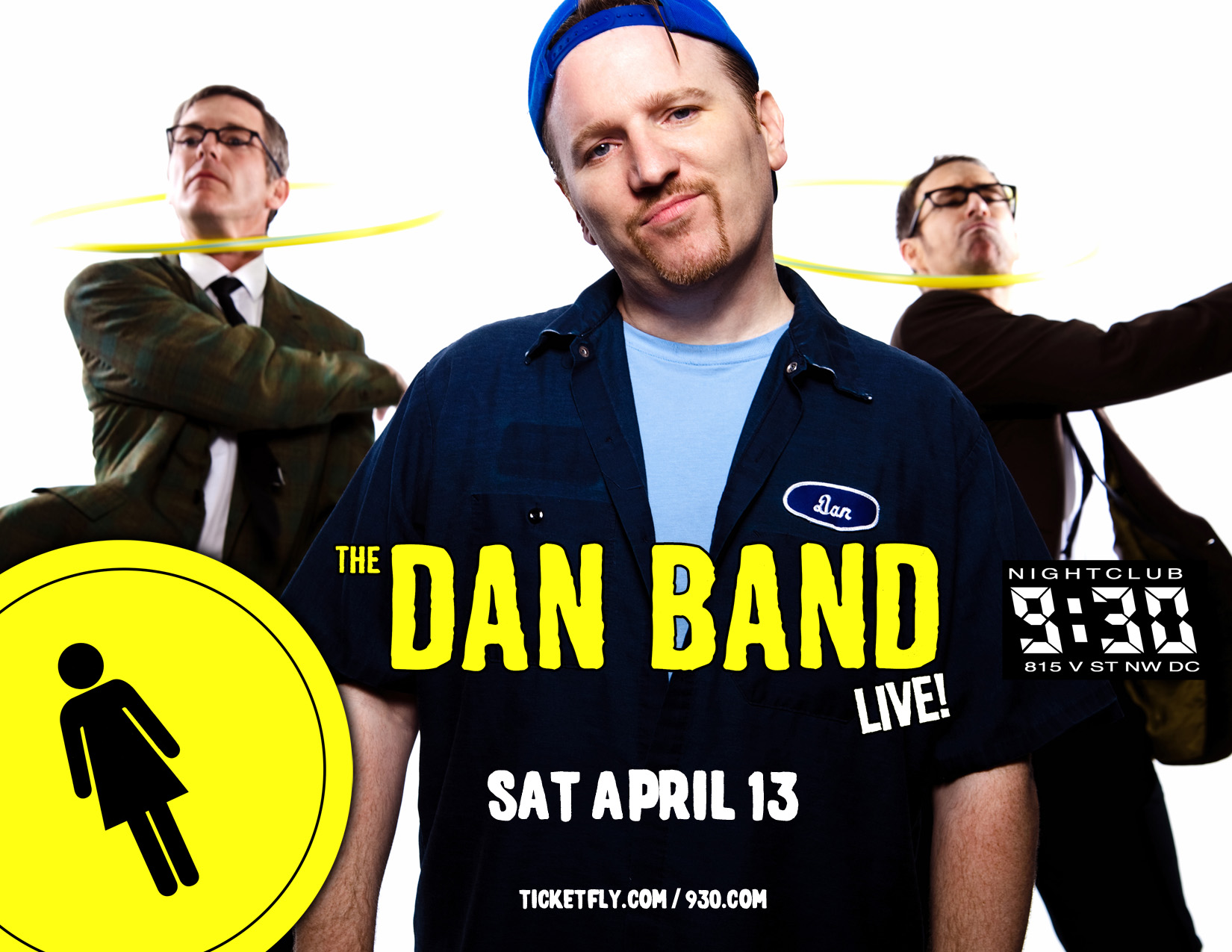 Dan Band Ticket Giveaway!