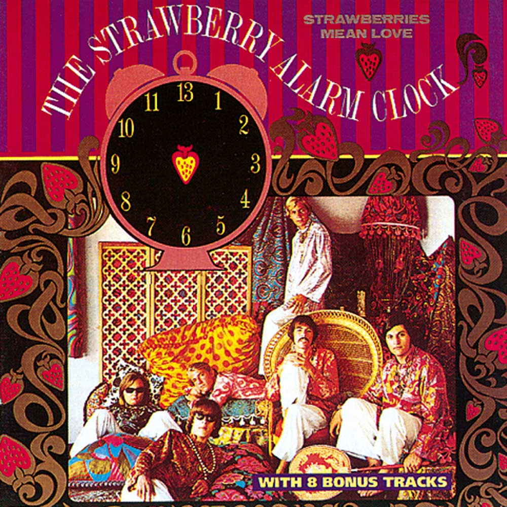 Strawberry Alarm Clock Barefoot In Baltimore An Angry Young Man