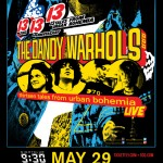The great Dandy Warhols ticket giveaway