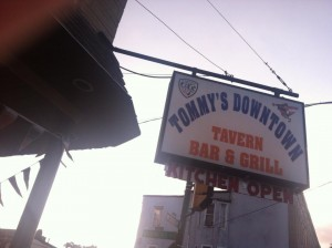 Tommy's Downtown Tavern is the toehold Pigtown needs