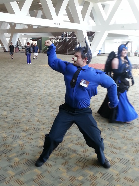 Bronycon, first impressions and a defense of bronies