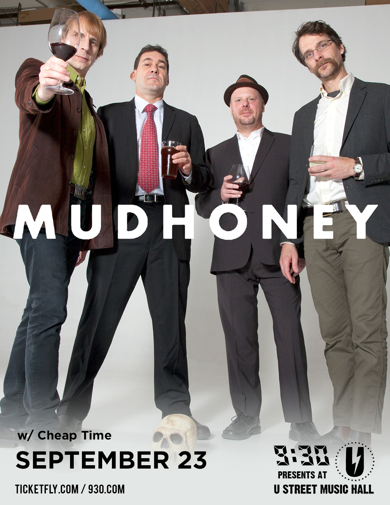 Mudhoney Ticket Giveaway!