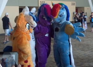 A total stranger's first impressions of Bronycon