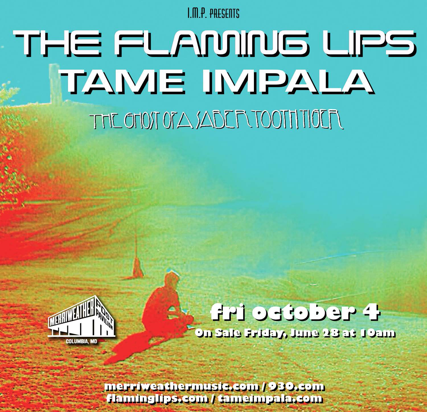 Flaming Lips Ticket Giveaway!