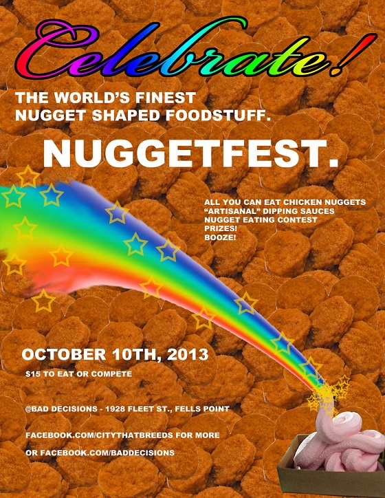 It's the most Nuggety time of the year: Nuggetfest