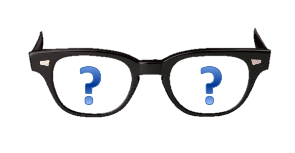 glasses-with-question-marks