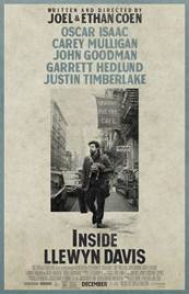 FREE TICKETS TO SEE 'INSIDE LLEWYN DAVIS'!