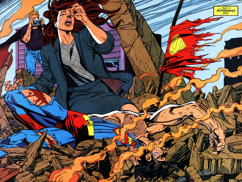 CTB Podcast 142: Spoiler Alert, Superman Dies at the End