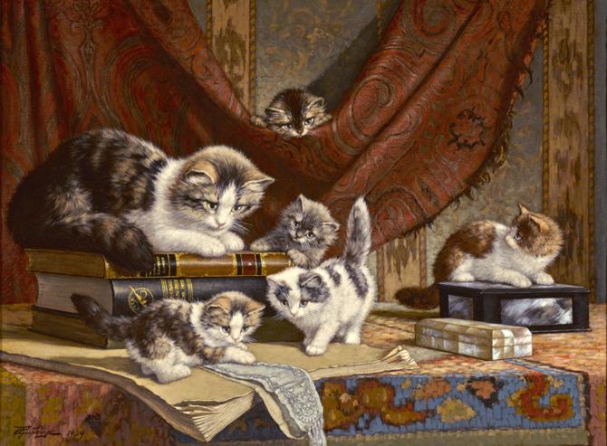 CTB Show 181: A Cat Renaissance