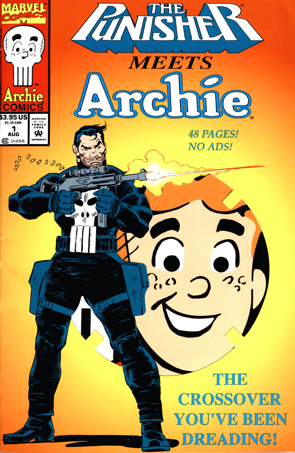 CTB Show 193: The Archie Punisher Crossover