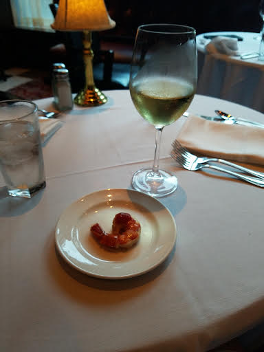 I had Happy Hour at The Capital Grille